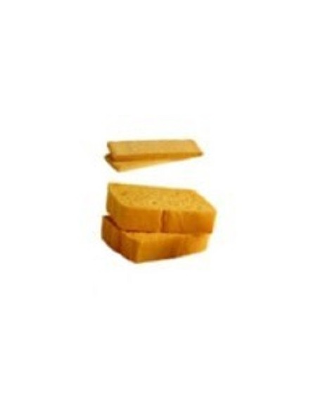 Pressed sponges for machine cleaning
