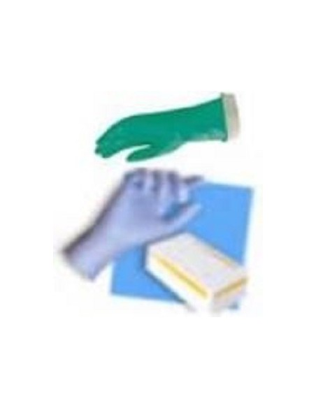 Nitrile, Vinyl or Polyethylene Gloves